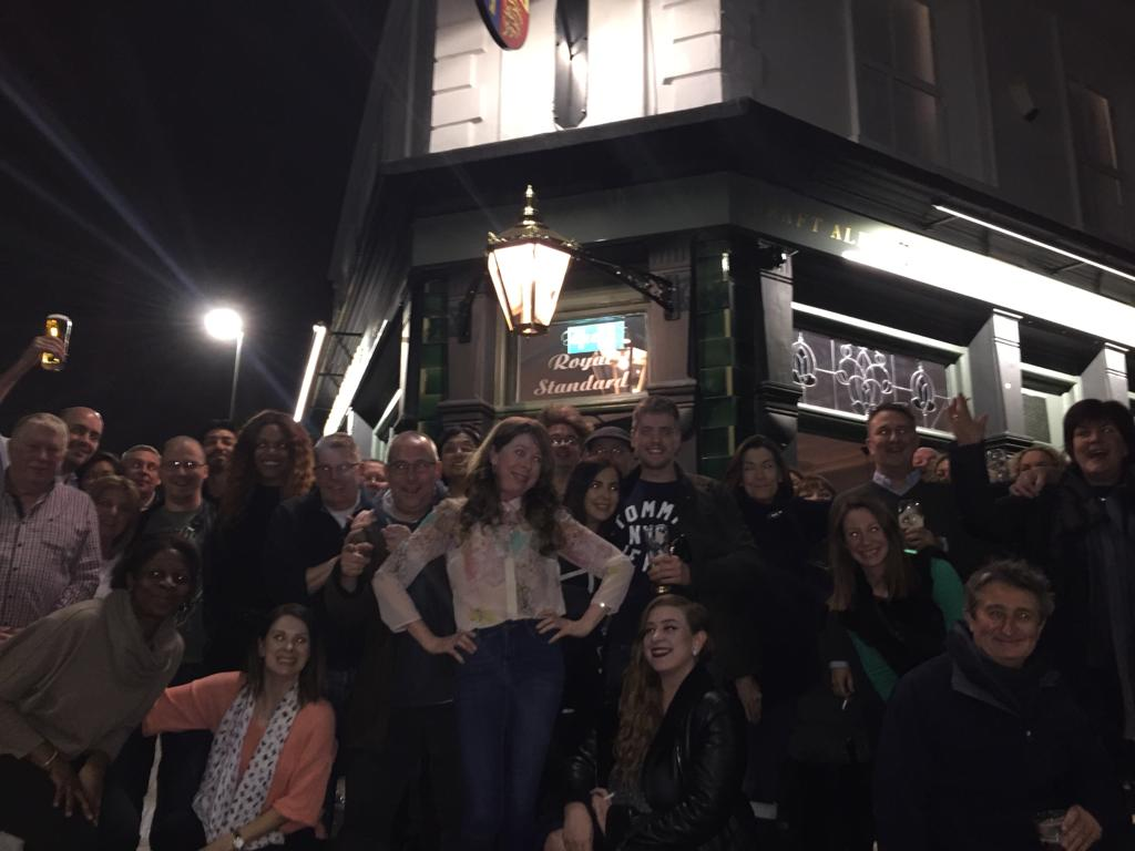 Royal Standard Pub Wandswort, London, SW18