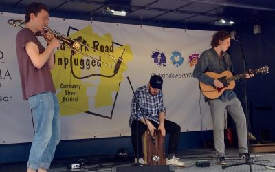 Old York Road – Unplugged street event